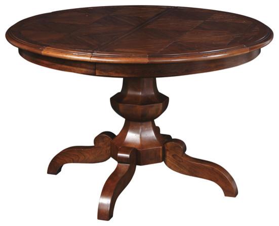 Stickley Glenora Round Dining Table 53480 48 Prq