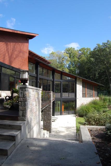 Ottawa Hills modern-exterior