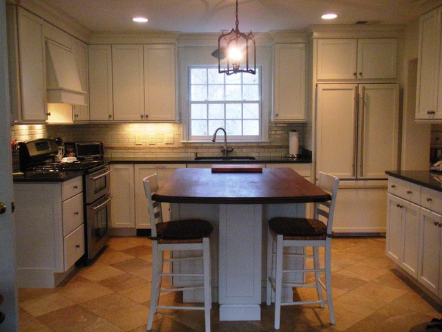 McLean Traditional traditional-kitchen