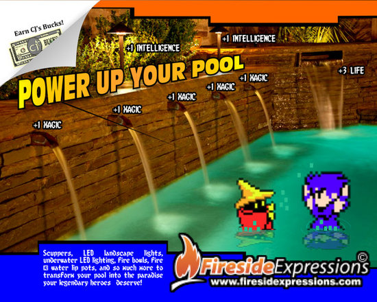 Pool accessories - Create something magical and epic with our pool accessories!