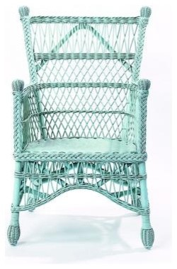 Beehive Wicker Chair-Available in Var outdoor-lounge-chairs