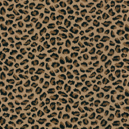 Leopard Print Wallpaper Eclectic Wallpaper By Home Depot