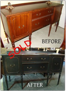 Upcycling traditional buffets and sideboards wichita by invio fine furniture consignment Home bar furniture wichita ks