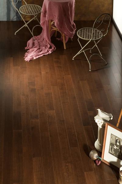 Quarter Sawn Oak Walnut traditional-hardwood-flooring