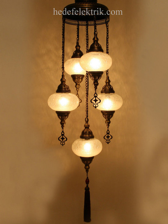 Turkish Style - Ottoman Lighting - *Code: HD-04162_56