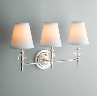 Combathroom Lighting Above Mirror : Traditional Bathroom Lighting And Vanity Lighting design by Other ...