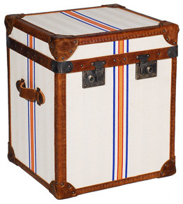 Trunk, Flour Sack Kamut traditional storage boxes