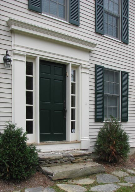 Connor Homes Doors & Entryways traditional-entry