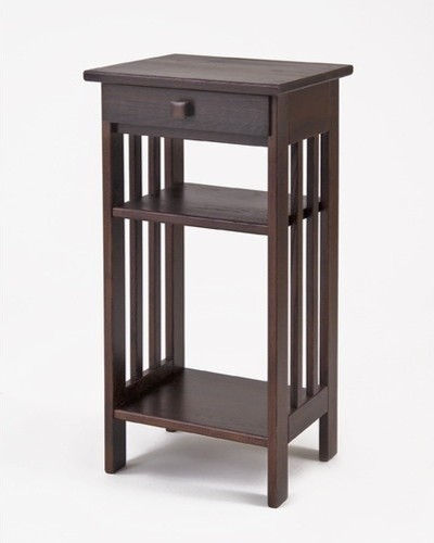Multi Tiered Telephone Table Modern Plant Stands And