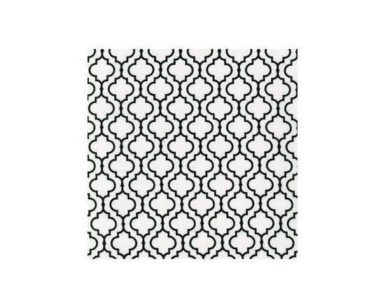 Tiles in White -