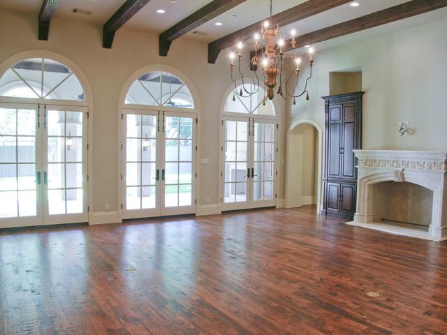 Prestonshire traditional-living-room