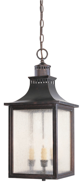 Savoy House 5 256 Monte Grande 3 Light Outdoor Hanging
