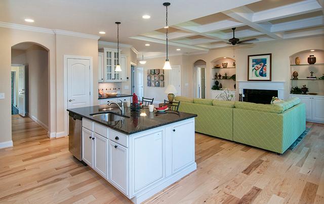 Padre Island kitchen