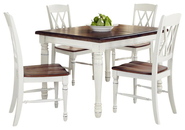 Home Styles Monarch Rectangular Dining Table Farmhouse