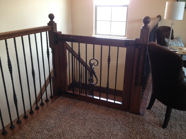 Custom Baby Gates Austin By Chris Duncanson Custom