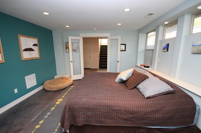 chipeta craftsman basement master bedroom remodel craftsman other