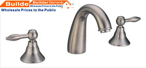 DAWN Bathroom Faucets, Stainless Steel Faucets, Faucets DS13 1018BN modern