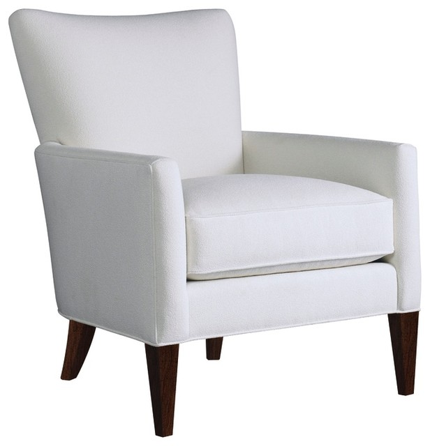 Morgan Club Chair - Upholstery - Baker Furniture living-room-chairs