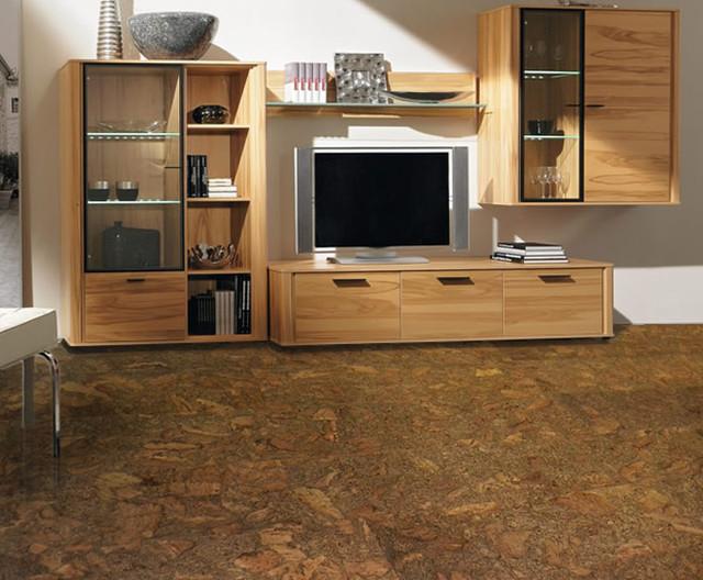 Cork Flooring - Rocky Bush modern-flooring