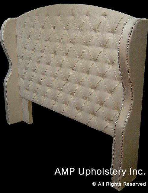 Portfolio - Contemporary - Headboards - toronto - by AMP Upholstery Inc.