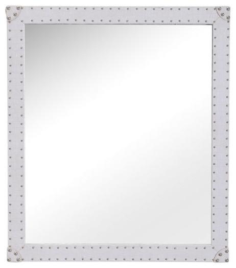 Smooth Mirror contemporary-wall-mirrors