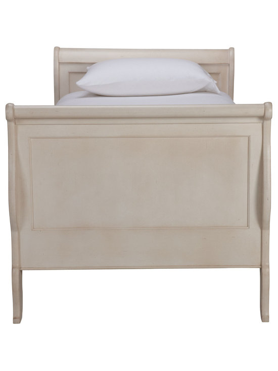 Ethan Allen - Shelby Daybed - Old World style for a new generation! Shelby blends classic curves with a strong, contemporary shape in a versatile daybed design that will look as lovely when she's a teen as when she's a tot. Available in all the American Colors paints and an array of stains. Can accommodate the Sidekick trundle drawer (155679).