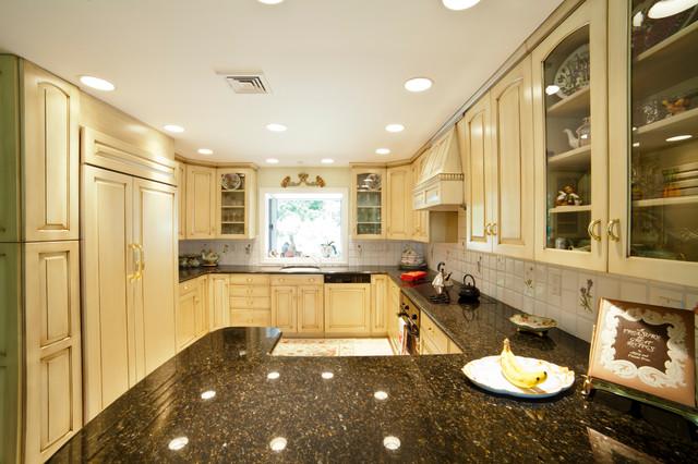 Kitchen NJ traditional-kitchen
