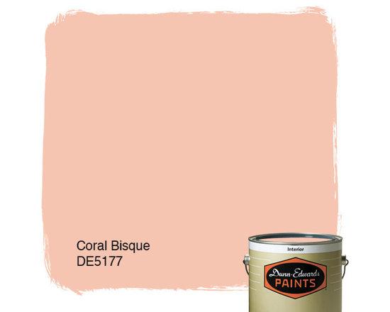 Dunn-Edwards Paints Coral Bisque DE5177 -