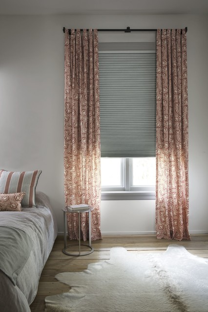 Smith noble tab top drapery craftsman curtains los for Smith and noble shades
