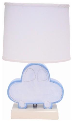 Figure Lamps modern-kids-decor