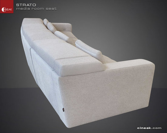 STRATO Luxury Seat with Designer Fabric. -
