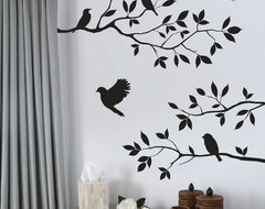 Birds and Branches Wall Decals  decals