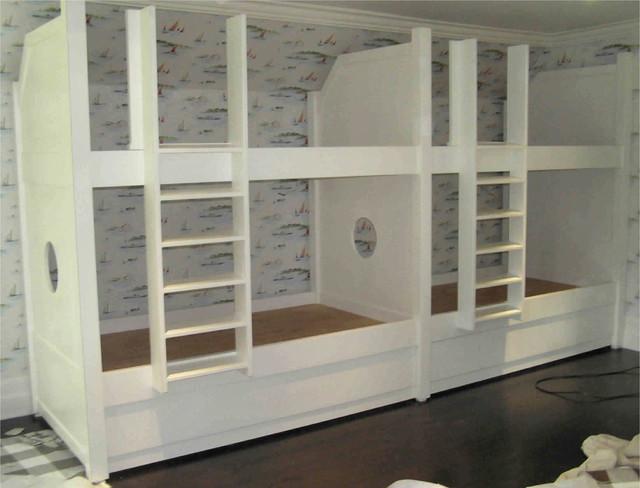 riverside bunkbeds contemporary-beds