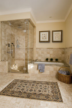 AbbeyK, Inc. traditional bathroom