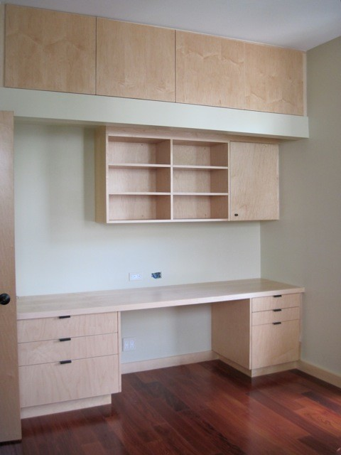 2013 Condo Craftsmanship contemporary