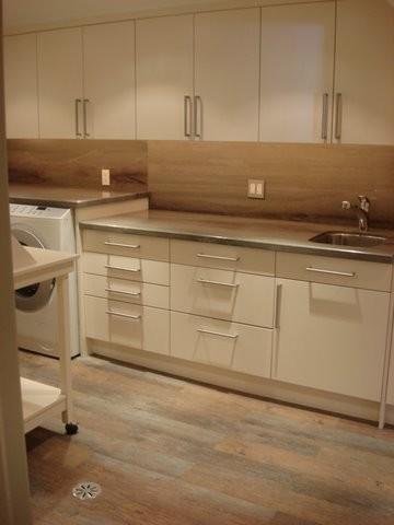 Tomar Lampert Associates contemporary-laundry-room