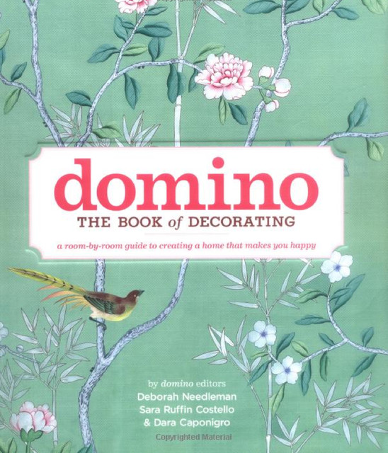 Domino: The Book of Decorating contemporary books