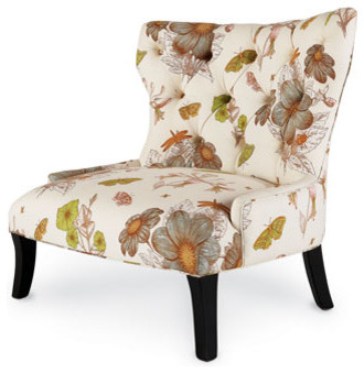 Butterfly Chair traditional-armchairs-and-accent-chairs