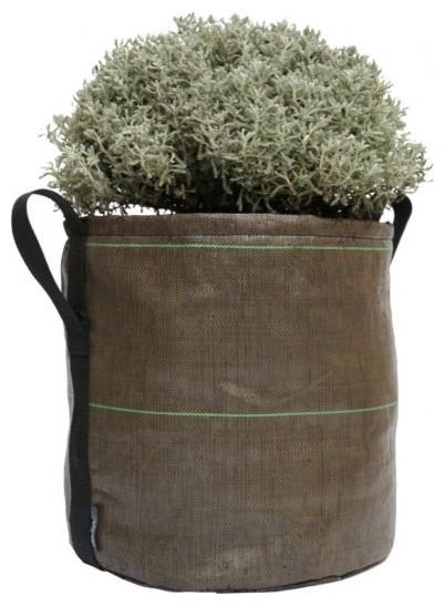 Bacsac Outdoor Modular Planters contemporary-outdoor-planters
