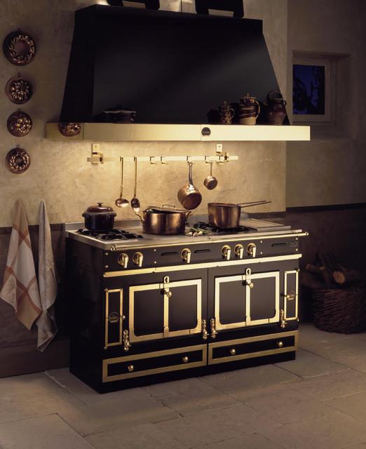 la cornue of france chateau 150 contemporary gas. Black Bedroom Furniture Sets. Home Design Ideas