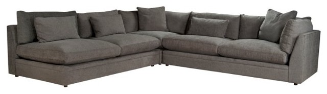 Emmett Sectional contemporary sectional sofas