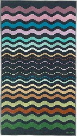Missoni Home Lorenzo 125 Modern Beach Towel eclectic-beach-towels