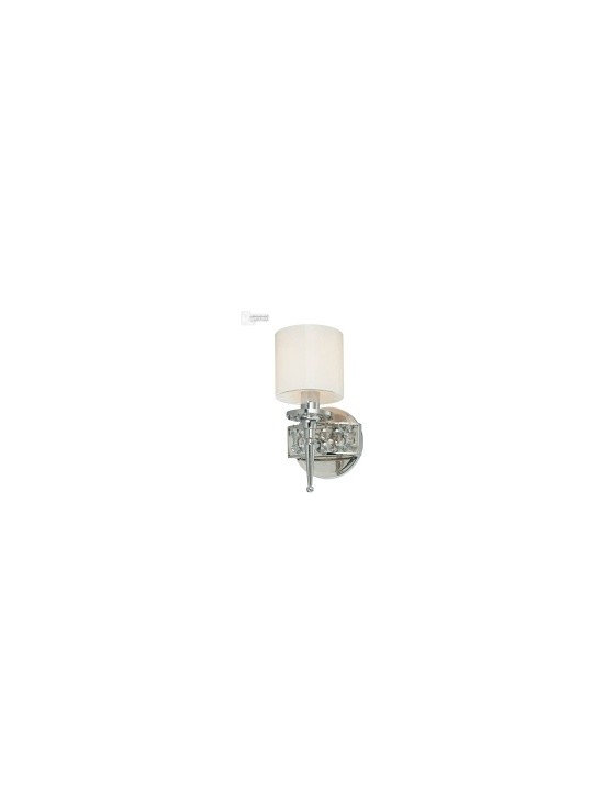 Troy Lighting Collins Transitional Wall Sconce - TL-B-1921-PN - Troy Lighting Collins Transitional Wall Sconce - TL-B-1921-PN