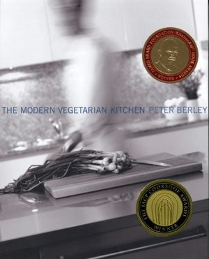 Modern Vegetarian Kitchen by Peter Berley contemporary-books