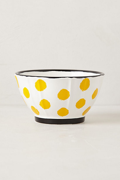 Dot Pop Bowl contemporary-dining-bowls