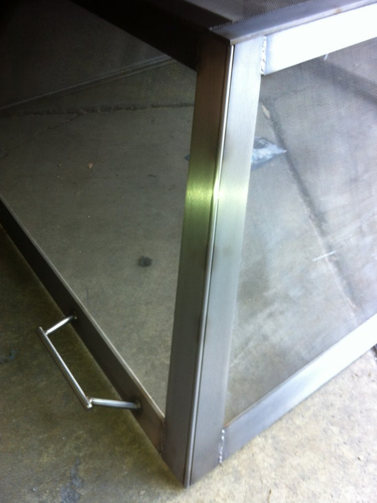 Ajay's Firepit Screen - Stainless, pic 03 -