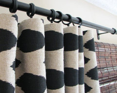 Decorative Designer Custom Curtains By CastleCreekDesigns contemporary curtains