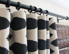 Decorative Designer Custom Curtains By CastleCreekDesigns contemporary-curtains