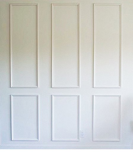 Six Piece Raised Moulding Kit For Walls Get The Custom