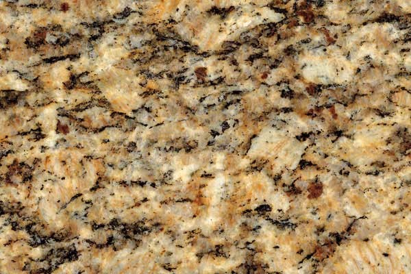 Santa Cecilia Granite for White Kitchen Cabinets ...
